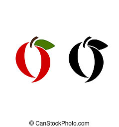 apple fruit designs