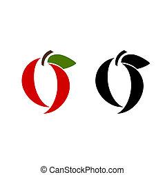 Jabłko, owoc, projekty