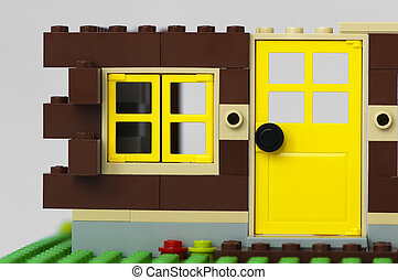 Constructor house - Child constructor house