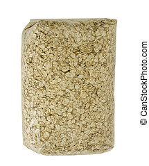 organic large flake quick oats - bag of organic large flake...