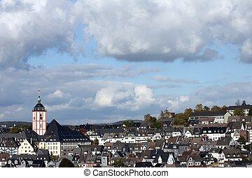 Siegen, Stadt