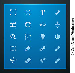 Universal glyphs 3. Photo set