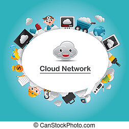 Cloud network card