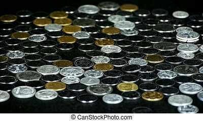 Counting golden coin