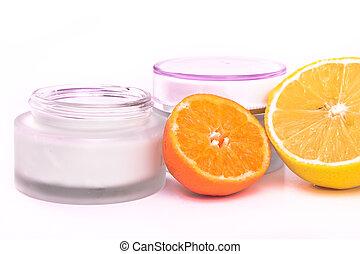 revitalizing cream with vitamin C