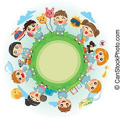 happy kid world