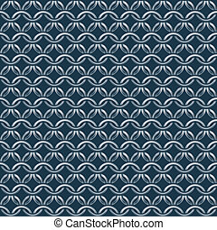 chain mail seamless wallpaper - Seamless ornament. Simply...
