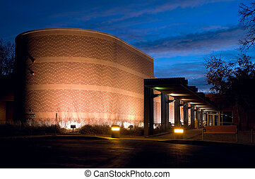 West Saint Paul Public Library at Front - Public Library in...