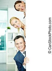 Happy associates