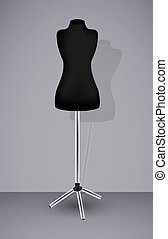 vector mannequin for your design Best choice