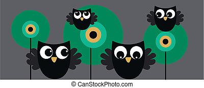 owl header for website