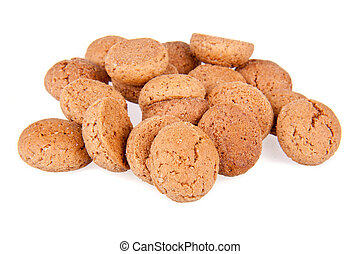 Ginger nuts, Dutch sweets for the celebration of Sinterklaas...