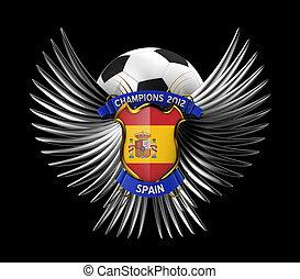 Spain Soccer Ball