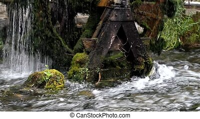 Old mill in Travnik, Bosnia