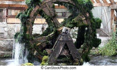 Old mill in Travnik, Bosnia and Herzegovina