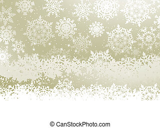 Merry Christmas Greeting Card. EPS 8 vector file included