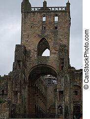 Jedburgh abbey - tourists attraction