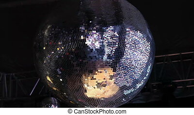 Disco Ball 2 - Big Disco Ball, shoot Canon 5D Mark II
