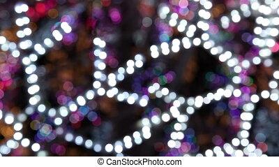 christmas abstract light 5 - colorfull abstract light, shoot...