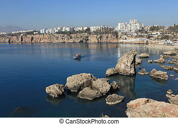 Antalya 810 - City and Coastline of Antalya