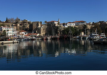 Antalya 619 - City and Coastline of Antalya