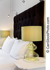 Luxurious bed design - Luxurious modern bed design and...