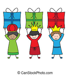 Christmas Three Kings