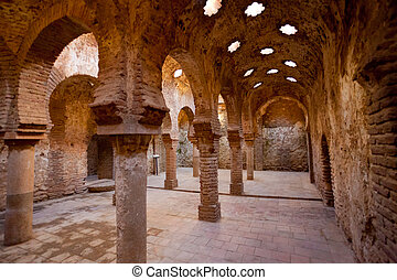 Arabic baths of Ronda - Fantastic Arab balneums that are in...