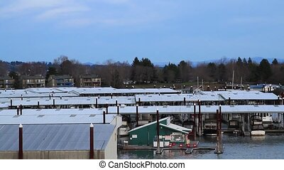 Marina on Columbia River Mount Hood - Marina on Columbia...