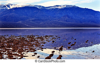 Badwater Death Valley National Park California