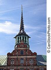 Former stock exchange, Copenhagen