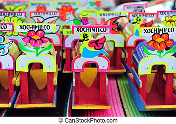 Souvenir Mexican Gondolas