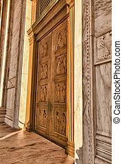 Doors of Supreme court