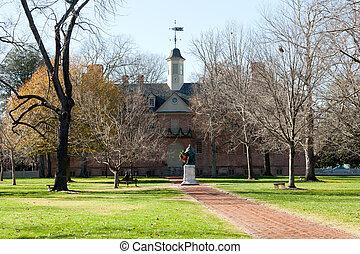 College of William and Mary - WILLIAMSBURG, VIRGINIA -...