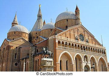 Padova Basilica di Sant Antonio 02