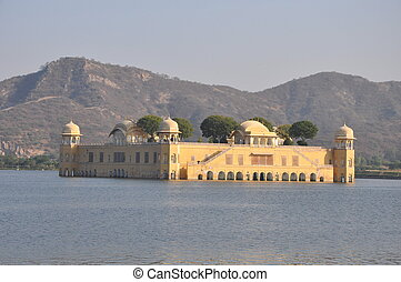 Jal Mahal in Jaipur, India