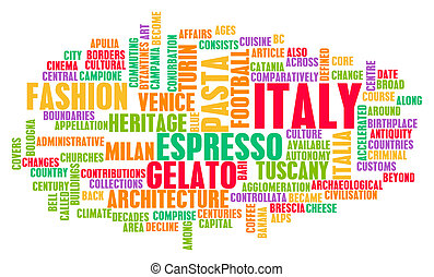 Italy the Country and Tourism Visitor Guide