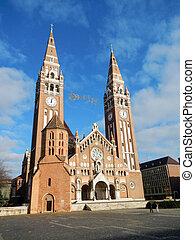 Church of Szeged (Szegedi Dom) - Cathedral in Szeged