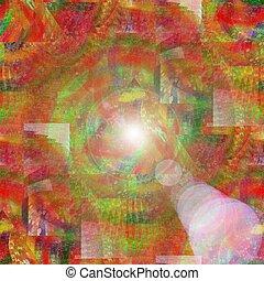 release of inner energy