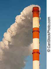 Smokestack Pollution