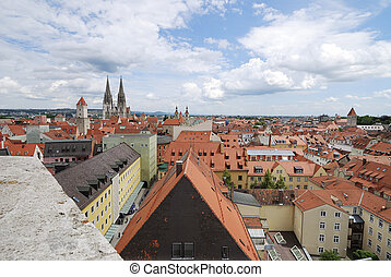 Regensburg - The World Heritage Site Regensburg in Germany