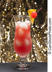 Singapore Sling - The Singapore Sling is both a cocktail...