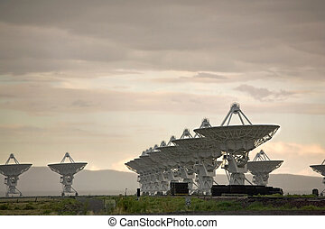 Very Large Array - New Mexicos Very Large Array VLA