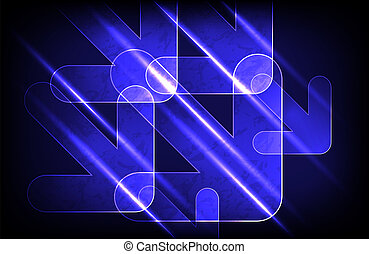 Business abstract background. Vector illustration