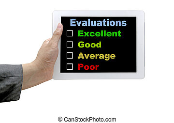 Performance Evaluation Audit Checklist - Business Hand Hold...