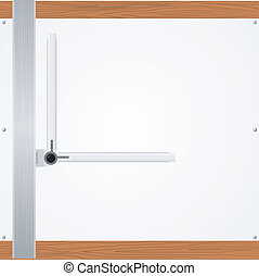 Vector Illustration Drawing Table