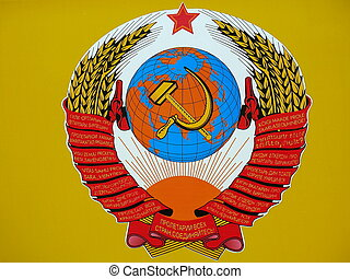 USSR sign