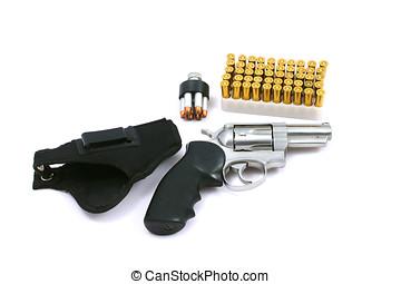 357, revólver