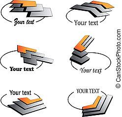 Vector design of company