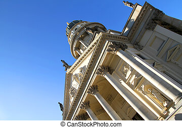 The Deutscher Dom in Berlin - The Deutscher Dom Cathedral of...